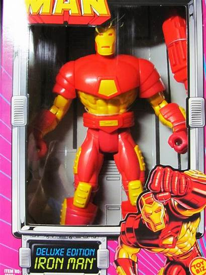 Iron Action Deluxe Edition Figures