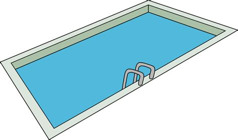 Swimming Pool Clipart Swimming Pool By Laobc A Swimming Pool With A Swimming
