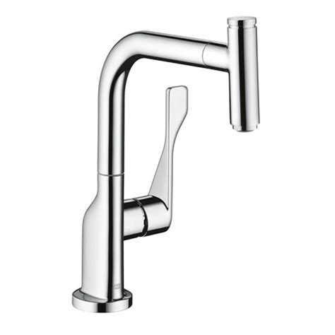 axor citterio kitchen faucet kitchen faucet with select function axor brand