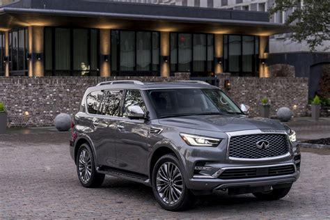 2018 Infiniti Qx80 First Drive Review Age Is More Than A