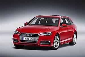 2016 Audi A4 Avant  B9 8w