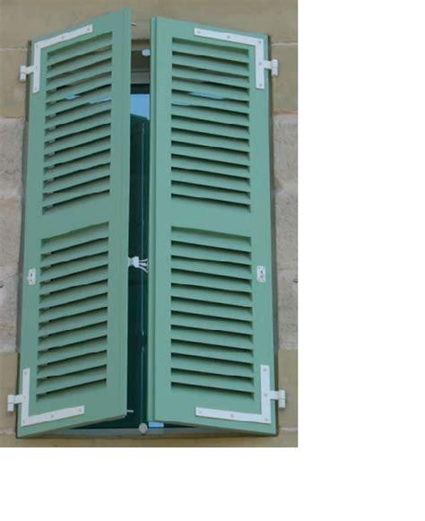 prix volet persienne bois installation de volet battant aluminium sur mesure prix 224 toulouse fenetres et verandas