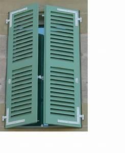 Volet Persienne Pvc Prix : installation de volet battant aluminium sur mesure prix ~ Premium-room.com Idées de Décoration