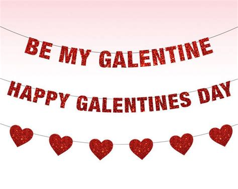 Galentine's Day greeting card (With images) | Valentines theme party, Valentines party decor, Galentines party
