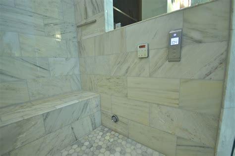 spa like bathroom designs kohler steam shower bathroom traditional with baseboards