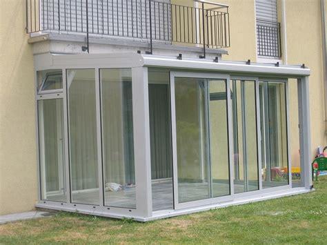 veranda in alluminio e vetro veranda by frubau