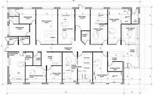 Plan De Maison D Architecte : plan architecturale de maison ~ Melissatoandfro.com Idées de Décoration
