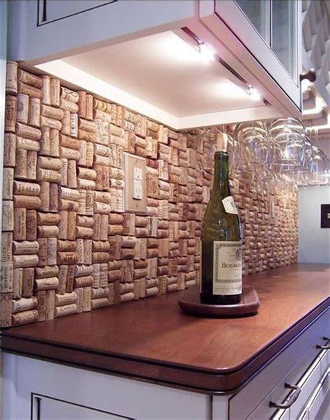 30 ideias de decoração usando rolha de vinho   We Fashion