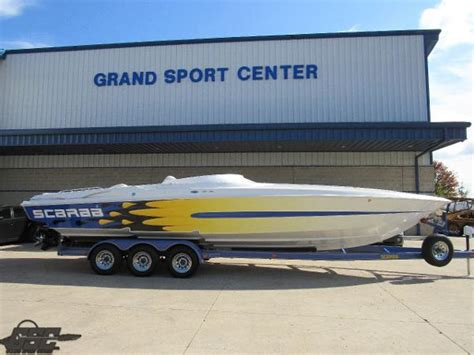 Boats For Sale Winnipesaukee by Scarab Boats For Sale Boats