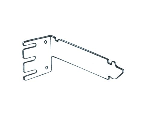 graber extender bracket for graber lock seam curtain rods