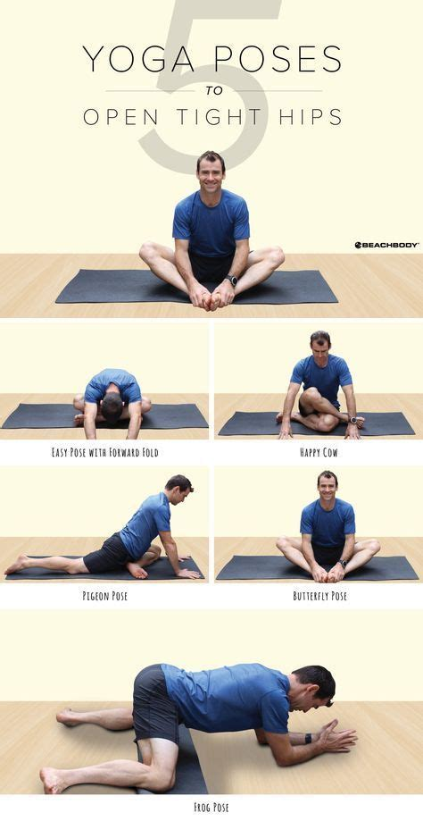Best 25+ Hip Stretches Ideas On Pinterest  Tight Hips