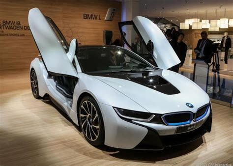2015 Bmw I8 Looks Like A Future Classic (pictures)