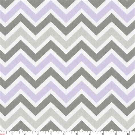 The Rocking Chair Company by Lilac And Slate Gray Chevron Fabric By The Yard Gray