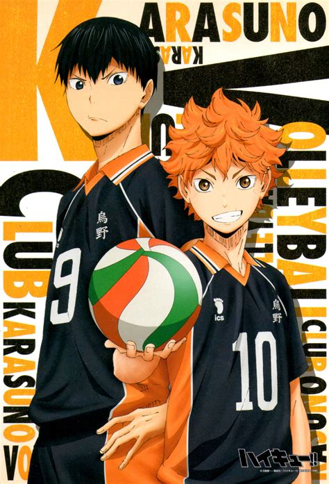 haikyuu official art zerochan anime image board