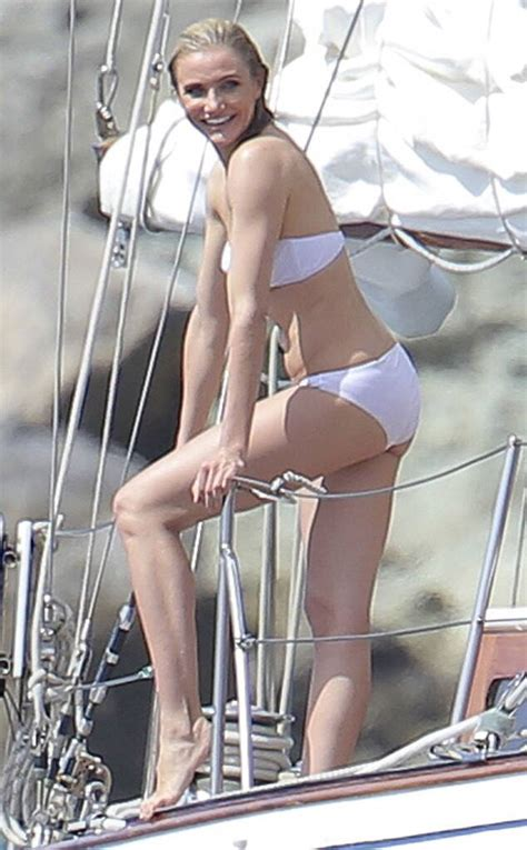 Cameron Diaz Best by She S Your Captain Now From Cameron Diaz S Best