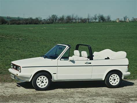 vw golf cabrio volkswagen golf 1 176 serie e gti anni 80 auto epoca
