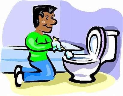 Cleaning Clip Wc Clipart Animated Library Per