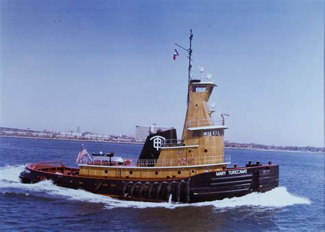 Tugboat Hours by For Tug Captain That Runs In Family Turns Deadly