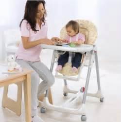 chaise haute reglable peg pérego chaise haute réglable en hauteur prima pappa