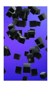 3d cube animation - YouTube