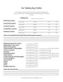 wedding timeline template wedding tips planning a timeline of your day hamric photography
