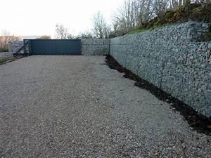 Mur De Soutenement En Gabion : alp tp terrassement en haute savoie 74 gabions cruseilles ~ Melissatoandfro.com Idées de Décoration