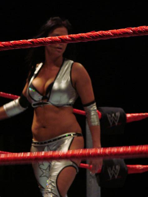 candice michelle gains weight wwe photo  fanpop