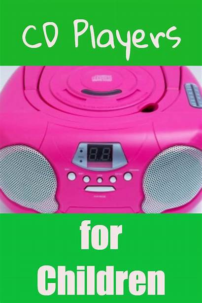 Cd Players Toddlers Player Children Toys Young
