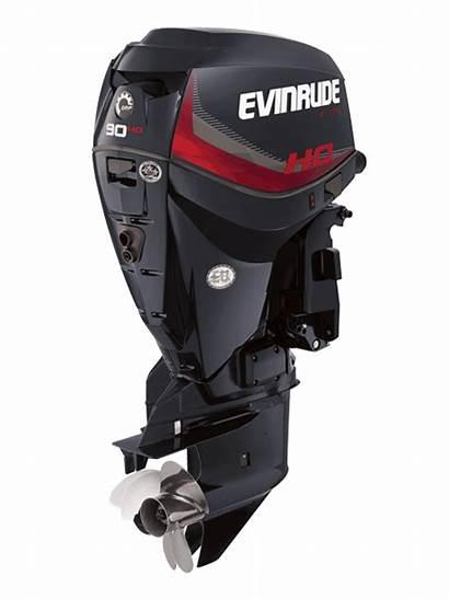 Hp V4 Evinrude Motors Outboard Motor 90hp