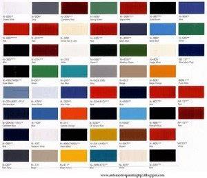 honda motorcycle paint codes suzuki rm 80 pcolor chart