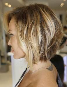 Comment Faire Un Carré Plongeant : coupe de cheveux carr plongeant d grad extension cheveux ~ Dallasstarsshop.com Idées de Décoration