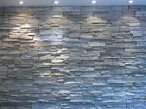 Mur Blanc Et Gris : mur en pierre blanc et gris image stock image du concret grunge 3234557 ~ Preciouscoupons.com Idées de Décoration