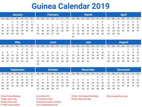 guinea calendar printcalendarxyz