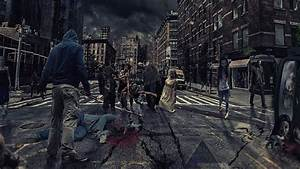 These Are the Best Cities for Surviving the Zombie Apocalypse  Zombie