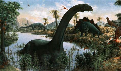 Professor Dinosaur News Brontosaurus Resurrected