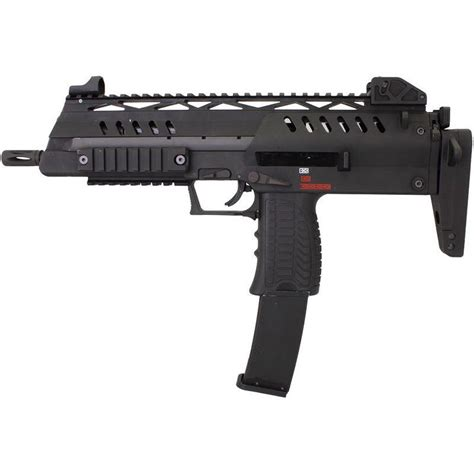 WE SMG8 (GAS BLOWBACK) - UK Airsoft