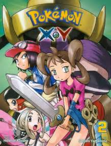 pokemon xy issue 2