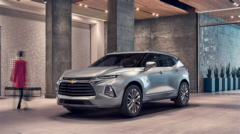 2019 Chevrolet Blazer Gets Detailed On Camera