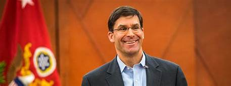 Senate confirms Mark Esper as defense secretary