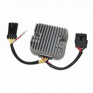 Esr826 Regulator  Rectifier Polaris Atv  Utv  4012384