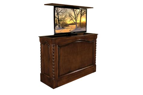 tv lift cabinet design tv lift furniture coronado motorized tv lift cabinet