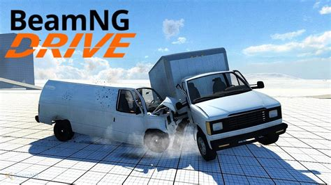 beamng drive alpha crash tests  youtube