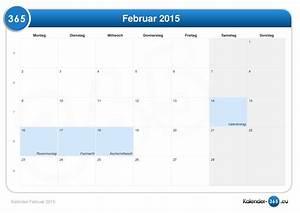 Kalender 365 Eu 2015 : kalender februar 2015 ~ Eleganceandgraceweddings.com Haus und Dekorationen