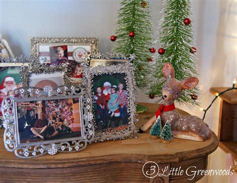 simple winter decorating ideas  grandpas table