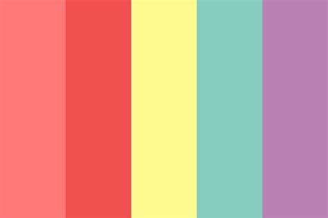 retro color palette muted retro color palette