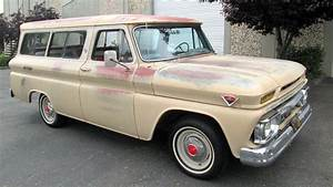 Ready To Haul It All  1966 Gmc Carryall