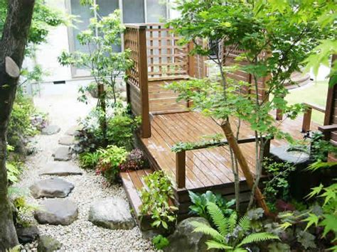 Hermoso Jardín  Jardín Pequeño  Pinterest Jardín