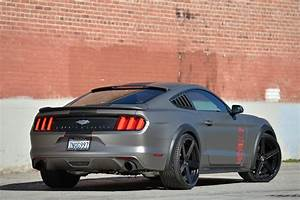 2015 Mustang Rear Window Spoiler