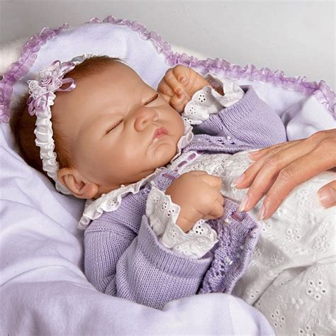 16 Impressive And Amazing Newborn Baby Dolls That Look Real