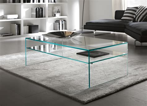 Fratina Glass Coffee Table